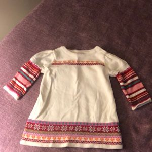 Old navy baby girl 3-6 months 100% cotton dress